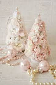 Shabby Chic Christmas Tree by 401 Best Shabby Chic Christmas Images On Pinterest Shabby Chic