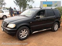 2000 mercedes ml430 used mercedes suv 2000 2000 mercedes ml430 rwanda carmart