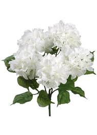 Silk Hydrangea Silk Floral Bushes Artificial Flowers Silk Flowers At Afloral Com