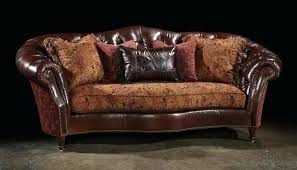 Chesterfield Tufted Leather Sofa Leather Tufted Sofa Russcarnahan Com