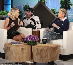 Ellen Bathroom Scares Carrie Underwood Screams During Hilarious Prank On The Ellen