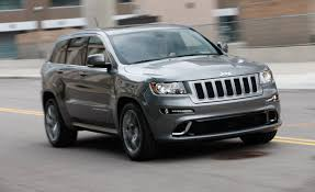 suv jeep 2013 2012 jeep grand cherokee srt8 test u2013 reviews u2013 car and driver