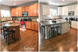 kitchen island makeover kitchen island makeover tucker decorative finishes