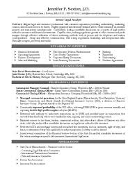 cover letter real estate attorney resume commercial real estate