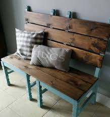Simple Wooden Bench Design Plans by Best 25 Dining Bench Ideas On Pinterest Farmhouse Bench