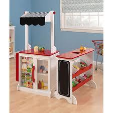 Kidcraft Bookcase Kidkraft Grocery Store Stand Bj U0027s Wholesale Club