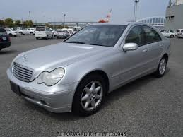 mercedes c class sale used 2001 mercedes c class c240 gf 203061 for sale bf120945