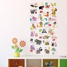 Restickable Wallpaper by Amazon Com Peel N U0027 Stick Alphabet Wall Decals 26 Reusable Letter
