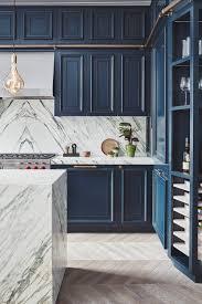 blue kitchen cabinet design 50 blue kitchen design ideas lovely decorations using blue