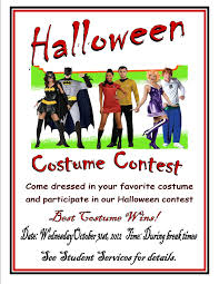 halloween costumes contest