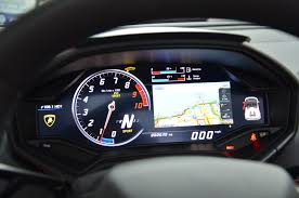 lamborghini huracan speedometer 2017 lamborghini huracan lp 610 4 spyder stock 05819 for sale