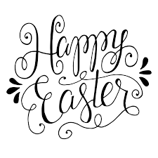 free halloween svg files hand lettered happy easter free svg cut file