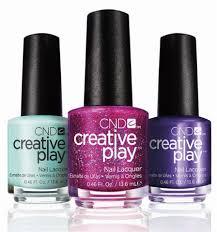 cnd introduces creative play nail polish line style nails magazine