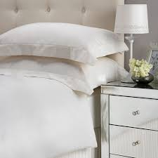 charisma double 400 thread count duvet set in ivory