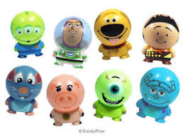 monsters inc cake toppers disney pixar cake toppers monsters inc up story ebay