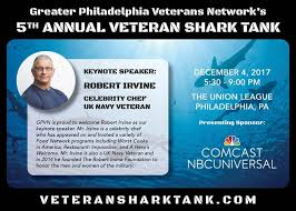 Robert Irvine Resume 5th Annual Veteran Shark Tank U2013 Patriot Connections