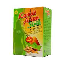 cara membuat jamu kunir asem sirih harga kunyit asam sirih sido muncul box 5 s manfaat kunyit asam