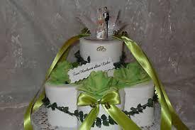 hochzeitstorte toilettenpapier hochzeit toilettenpapier torte geldgeschenk grün ebay