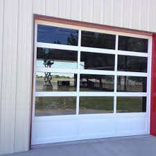 clear glass door triple p overhead doors