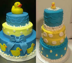 duck cake baby shower duck cake rebrn