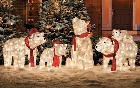 light up reindeer outdoor decoration ideas reindeer decorations