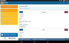 mybizplan android apps on google play