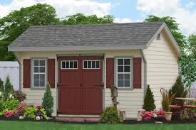 buy classic saltbox storage sheds direct from the amish
