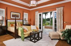 couleur chaude chambre adopter une déco chambre qui n a pas peur des couleurs