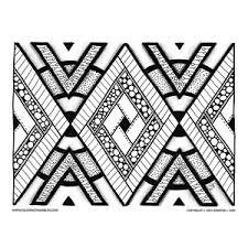 diamonds u0026 circles geometric coloring design