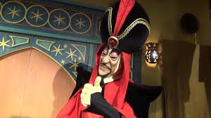 Jafar Greets Us At Mickey U0027s Not So Scary Halloween Party We Ask