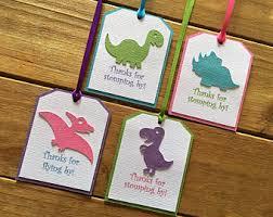 dinosaur party favors dinosaur party etsy