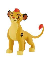 lion cake topper kion from the lion guard cake topper figurine the vanilla