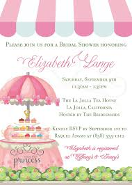bridal tea party invitation bridal shower invitation tea party cafe printable diy baby