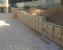 architectural gabion applications