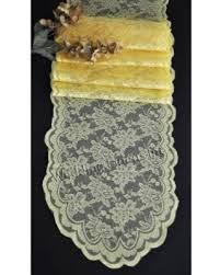 lace table runners wholesale huge deal on wedding linens inc wholesale 13 5 in x108 in lace