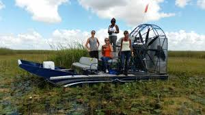 fan boat tours miami une balade joyeuse en air boat picture of everglades river of