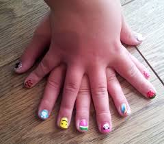 26 easy nail designs for kids easy nail designs for kids easy