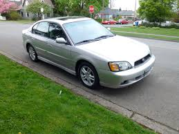subaru light green 2003 subaru legacy gt awd auto sales