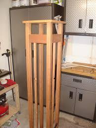 Japanese Floor Lamp G U0027s Wood Shop Japanese Floor Lamp Dry Fit Jfl7