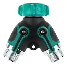 Hose Quick Connect Outside Spigot Extender Arthritis Friendly 19 Best Water Hose Splitters