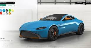 aston martin officially launched in aston martin launches new 2018 vantage configurator