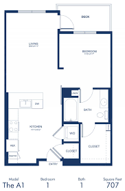 studio 1 2 bedroom apartments in hollywood ca the camden blueprint of a1 floor plan 1 bedroom and 1 bathroom at the camden apartments in