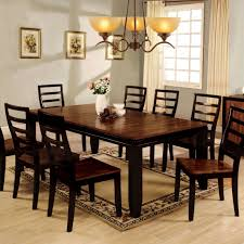 9 piece dining room set dining room an alluring 9 piece marble dining room set with