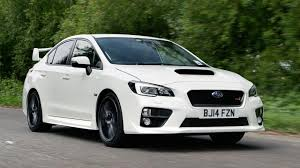 subaru wrx all black subaru wrx sti review top gear