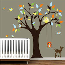 decals for walls with inspiring ideas wedgelog design image of tree wall decal for nursery