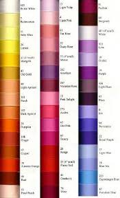 handfasting cords colors gaia s handfasting color chart