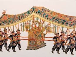 Sedan Chairs A Sedan Chair Is A Human Or Animal Powered Transport Vehicle For