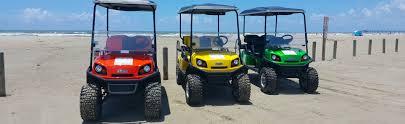 explore port aransas silver sands golf cart rentals