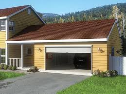 attached 2 car garage plans plan 047g 0013 garage plans and garage blue prints from the