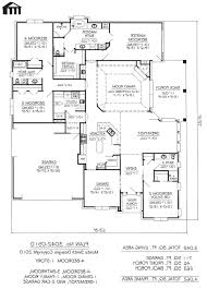 home design 4 bedroom luxury bungalow house floor plans